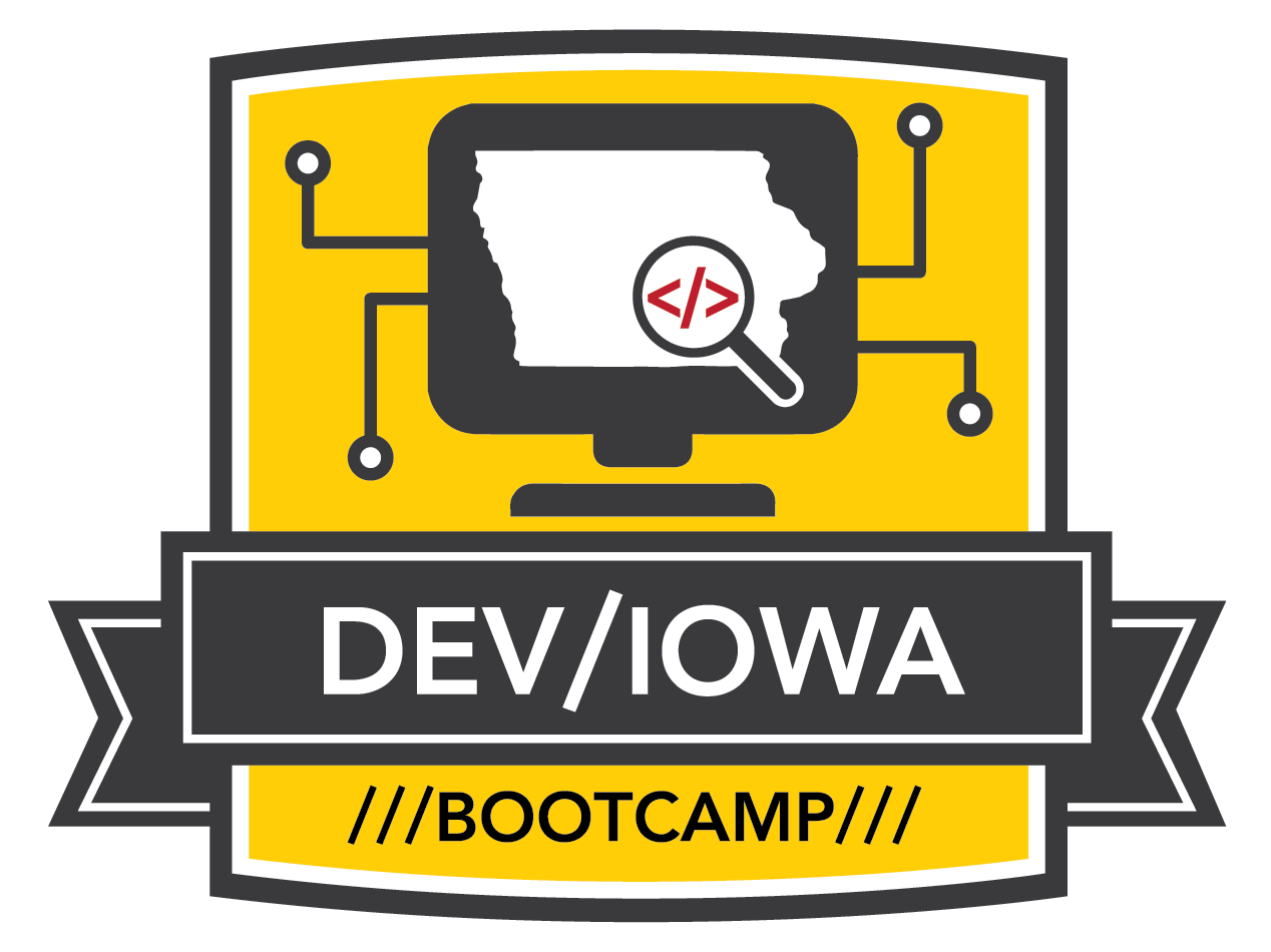 University of Iowa - Summer Developer Bootcamp